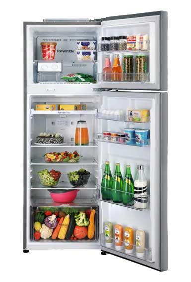 Double Door Refrigerator Image