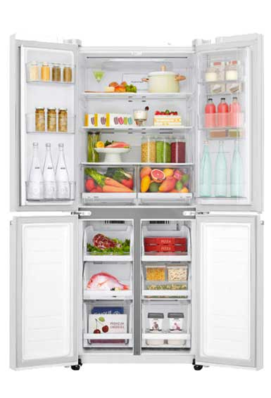 French Door Refrigerator Image