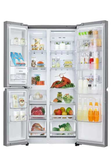 Side by Side Refrigerator Image