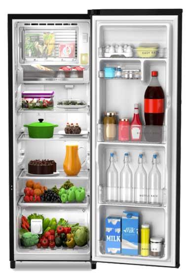 Single Door Refrigerator Image