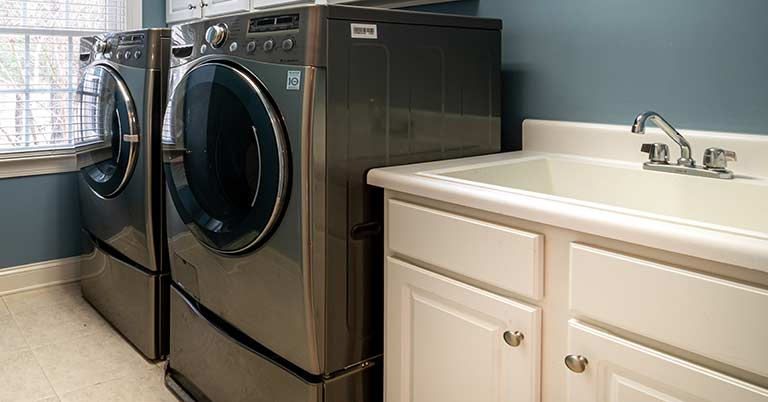 Space Required for washing machine