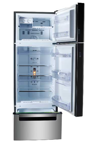 Triple Door Refrigerator Image