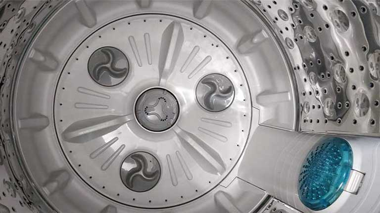 LG WASHING MACHINE TURBO DRUM WITH MAGIC FILTER