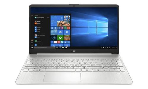 HP 15 with 11 Gen Intel Processor: Best Laptops Under 50000