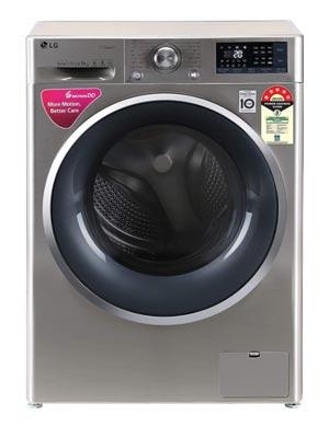 LG 9 Kg  FHT1409ZWS best front load washing machine in India