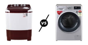 Read more about the article Semi Automatic vs Fully Automatic Washing Machine