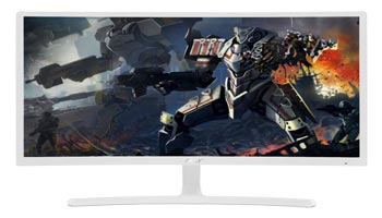 Acer 23.6 Inch LED Gaming Monitor - ED242QR
