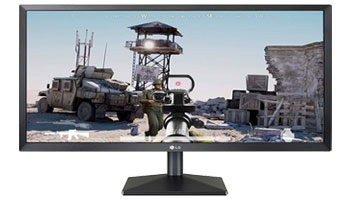 LG 22MK400H Is the Best gaming monitor under 10000